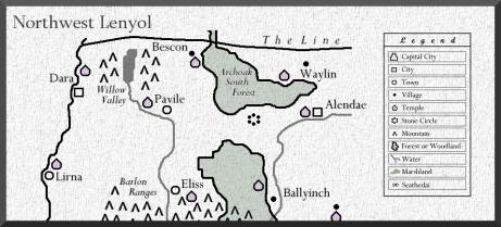 Northwest Lenyol